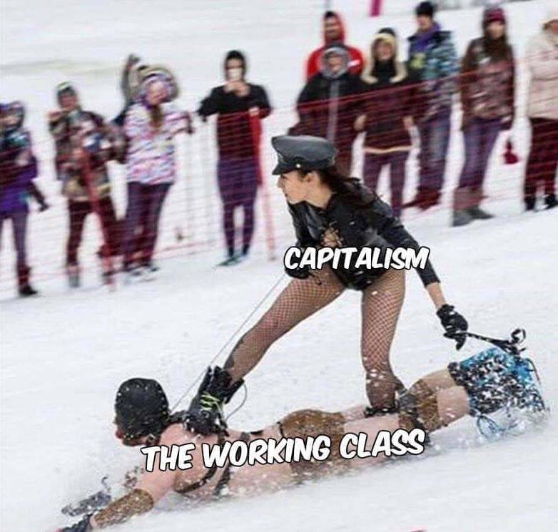 capitalism<br /><br />the working class